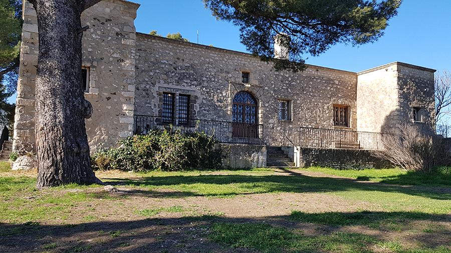 château de Bouc Bel Air