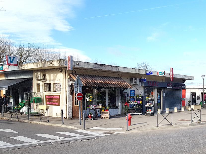 CENTRE COMMERCIAL DE LA SALLE