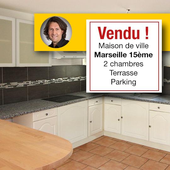 maison marseille 13015