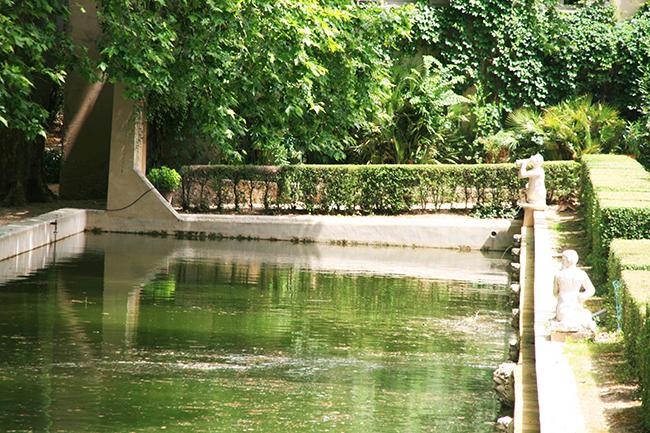 jardin d albertas 13320 bouc-bel-air bassin riviere